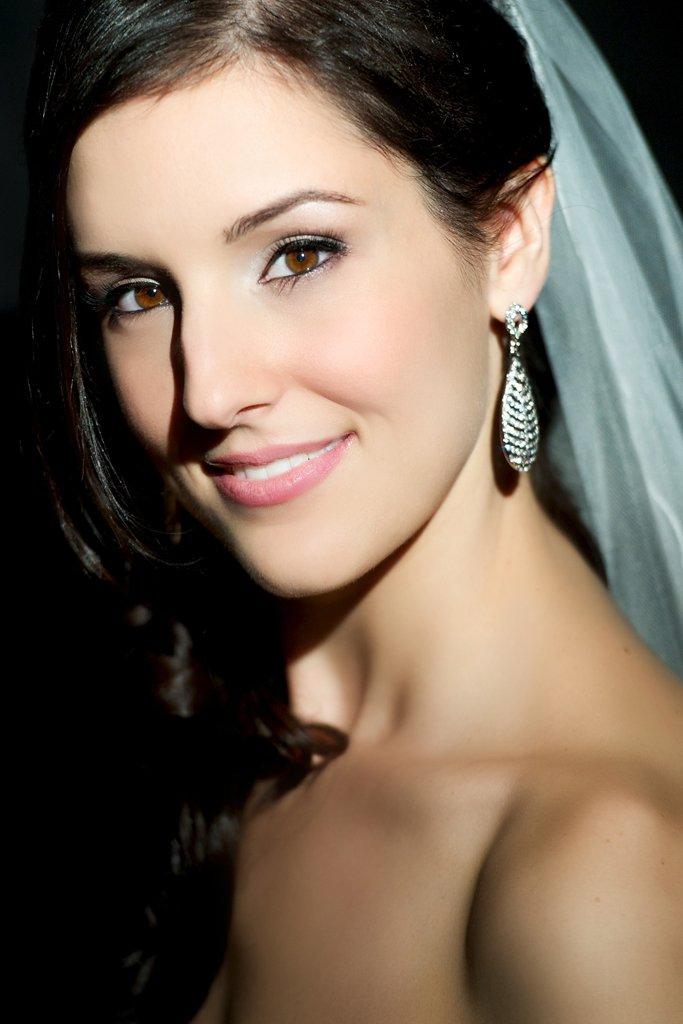 stunning bride toronto wedding photographer