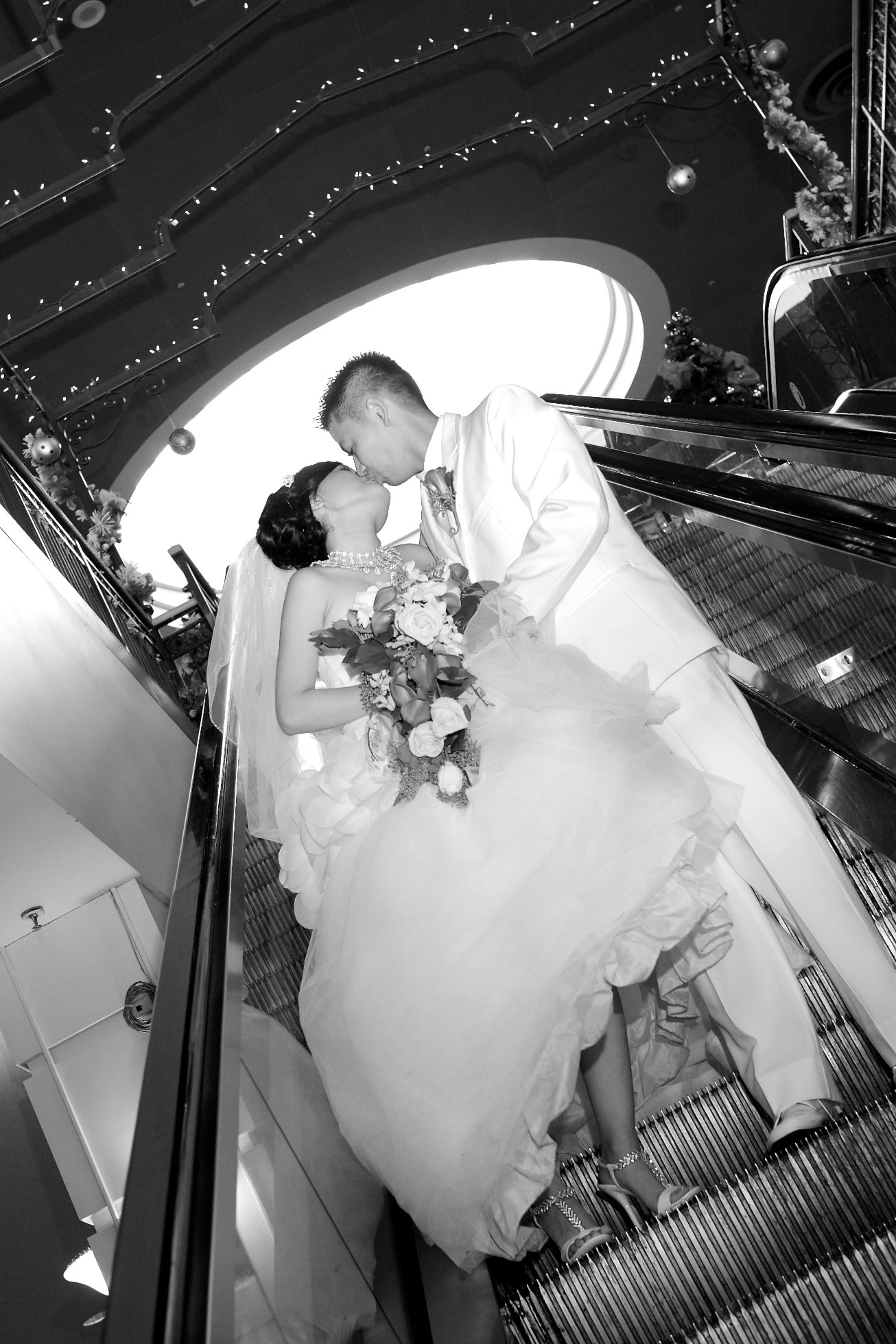 Woodbine Centre wedding photos