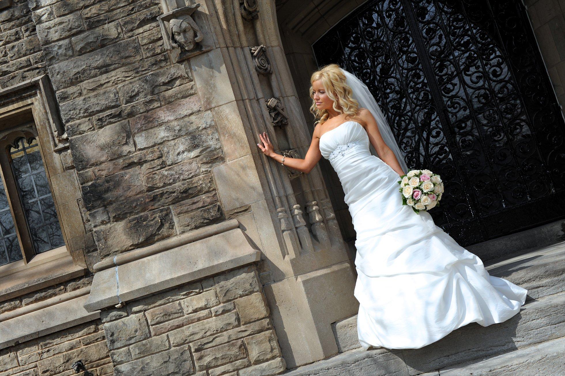 McMaster University wedding session