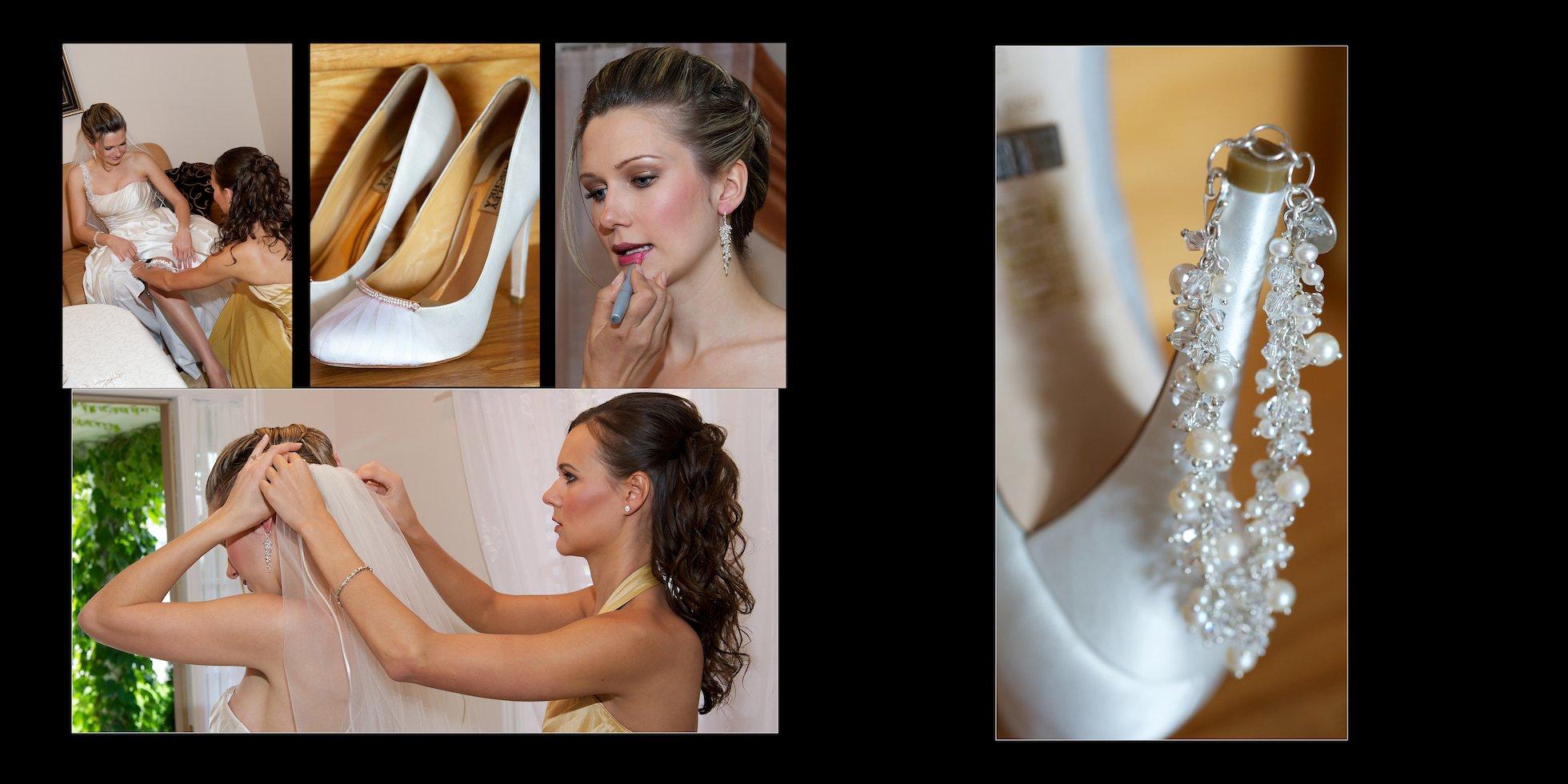 wedding details by a toronto wedding photographer
