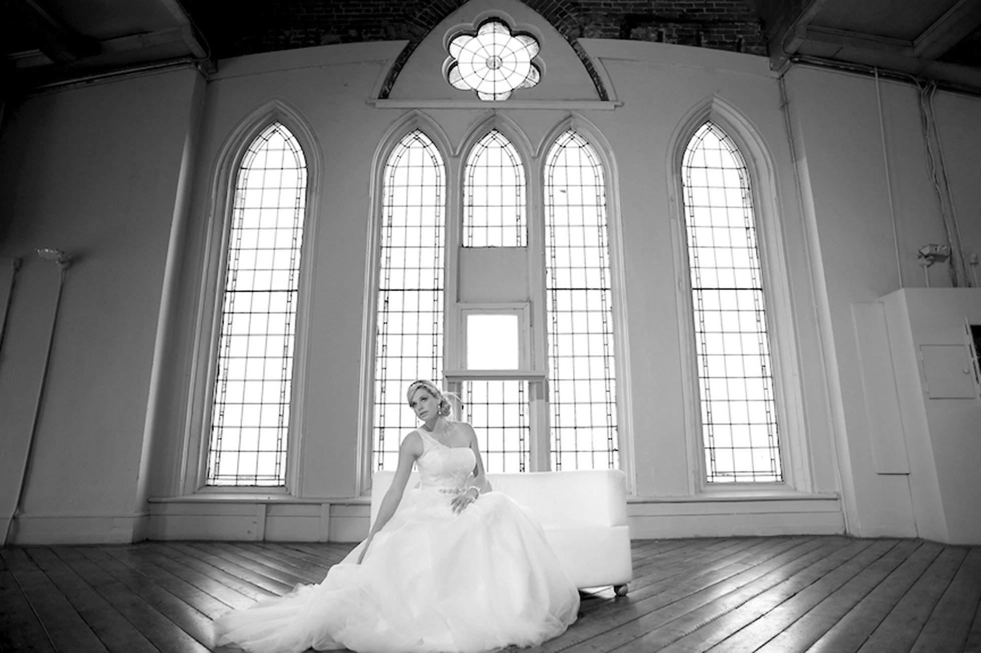 toronto wedding photography at Berkeley Church
