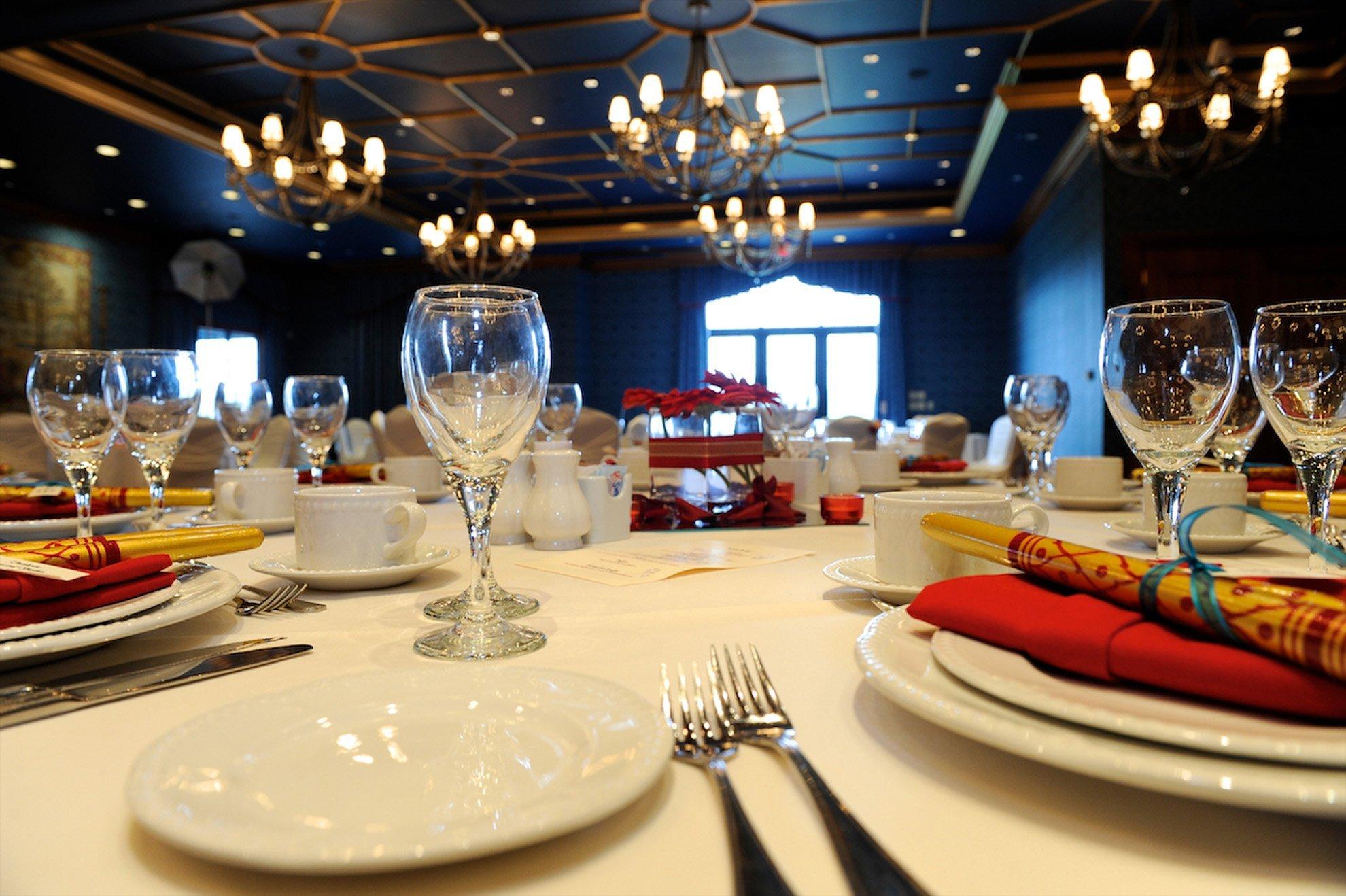 Glen Cairn reception venue
