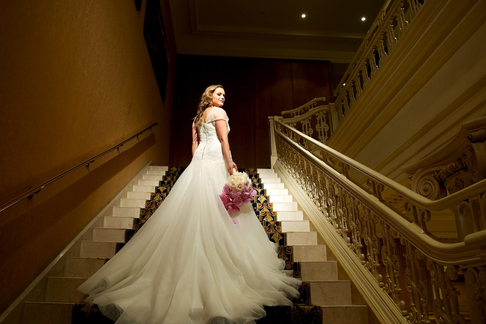 toronto wedding at the King Edward Hotel