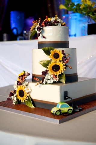 Evergreen Brick Works toronto wedding reception