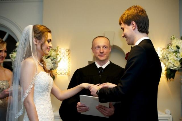 wedding ceremony toronto