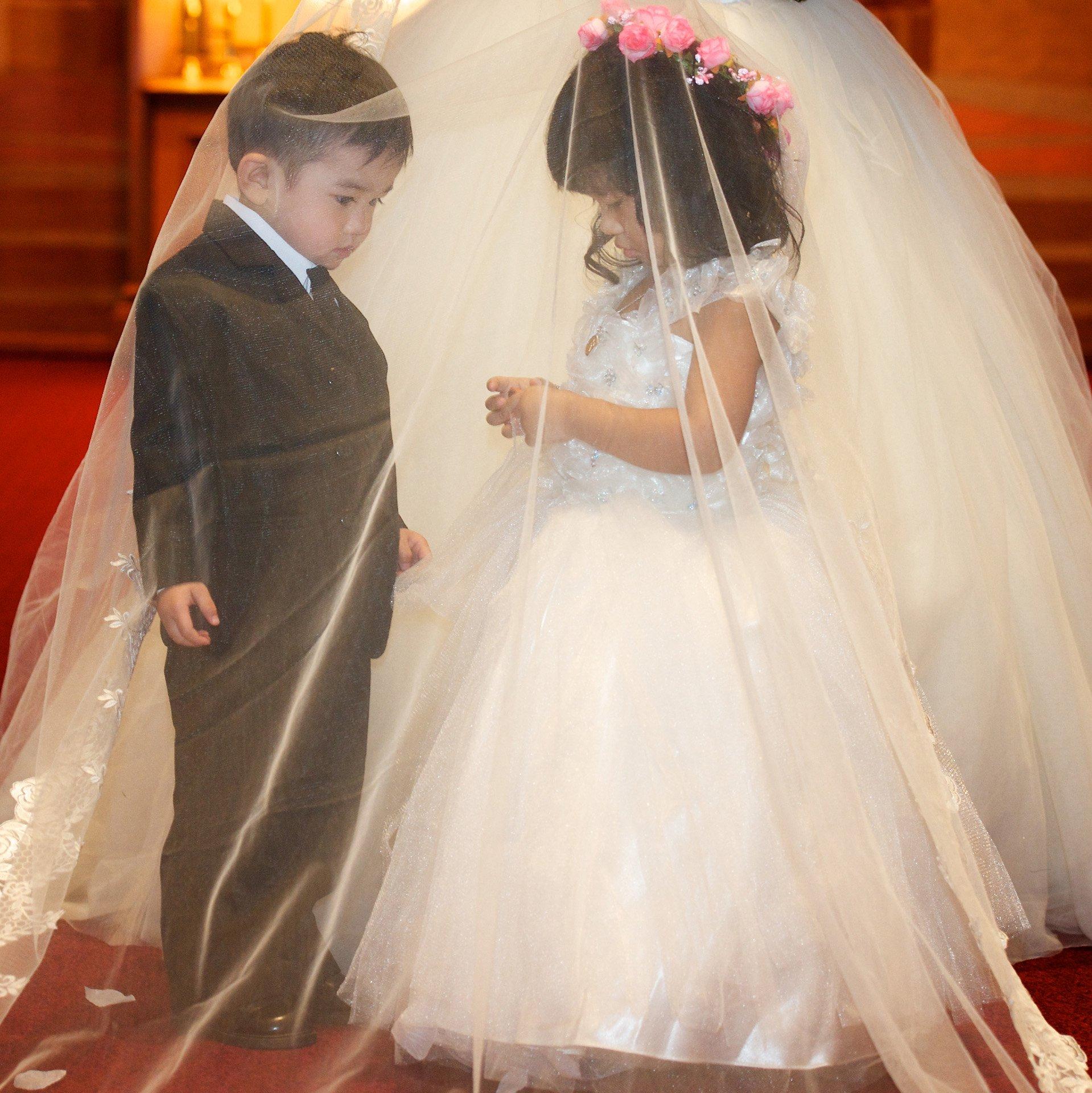 Wedding at the Scottish Rite