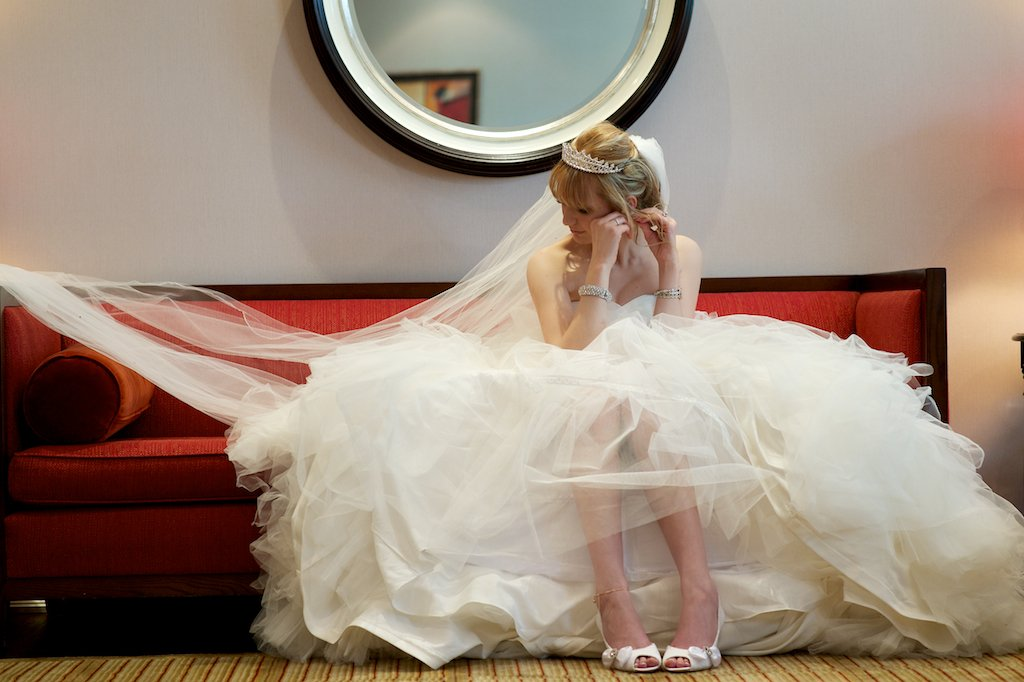 Toronto Bride by Pink photo
